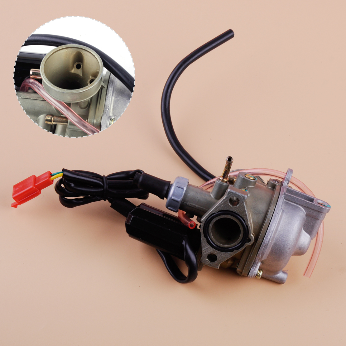 US $29 91 12% OFF|DWCX 2 Pins 19mm Carburetor Carb Fit for Honda 2 Stroke  Engine 50cc Dio 50 ZX34 35 SYM Kymco Scooter-in Carburetors from  Automobiles