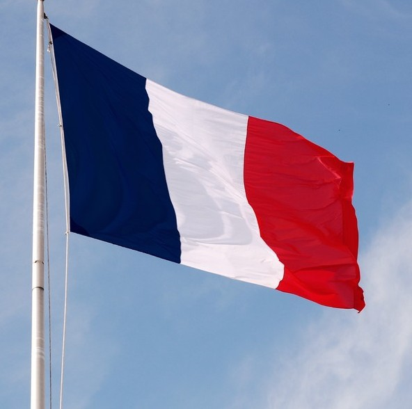 1Pcs France Flag 150x90cm Custom Flag Banner National flags Hanging Indoor Outdoor French FLAG Country Banner F2240