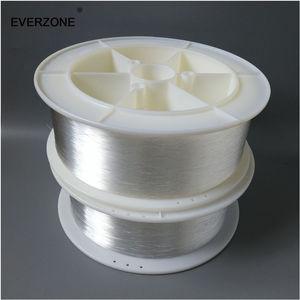 Image 1 - 무료 배송 광섬유 1mm 엔드 라이트 pmma 플라스틱 광섬유 케이블 스풀 1500m 광섬유 램프 케이블