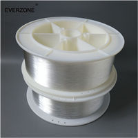 Free Shipping Fiber Optic 1mm End Light PMMA Plastic Fiber Optic Cable Spool 1500m for Fiber Optic Lamp Cable