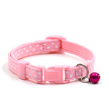 Hot Fashion 1Pc Cute Justerbar Sikkerhet Trykt Little Dog Collars Cat Puppy Pets Supplies