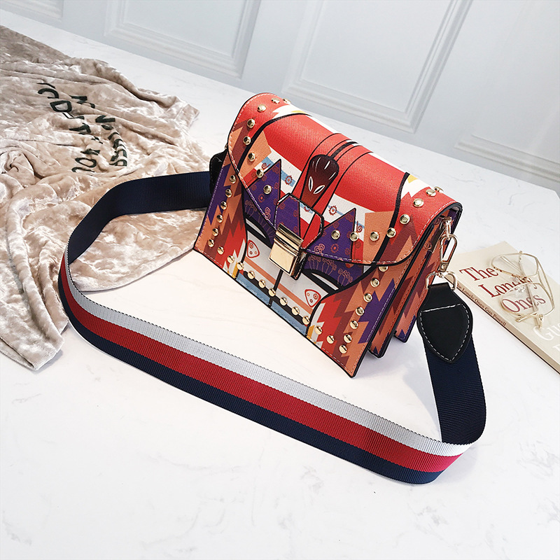 2019 Fashion Women Messenger Bag New Brand Leather Female Shoulder Bag Luxury Diamond Woman Handbags Strap Bags