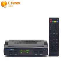 2016 TV HD receptor de satélite DVB-S2 Freesat V7 Poder Youtube VU No apoyo CCcam Newcamd IPTV Soporte USB WiFi 3G Dongle