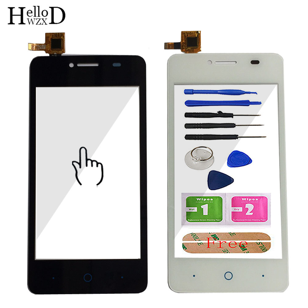 4'' Touchscreen Lens Sensor For ZTE Blade AF3 T221 A5 Pro Front Touch Screen Glass Digitizer Panel Repair Parts