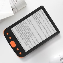 Fashionable electronic notepads 6inch 600*800  ink displaye reader with protect case cover ebooker ebook