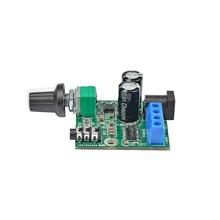 AIYIMA placa amplificadora para Subwoofer amplificador de Audio Mono DIY, para altavoces de ordenador de alta clase, cine en casa, 25W