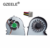 GZEELE NEW Laptop Cpu Cooling Fan FIT For Lenovo Ideapad Y560 Y560A Y560P Notebo