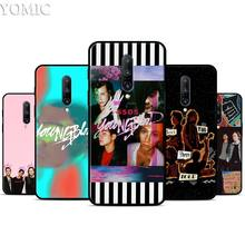 5Sos band YOUNGBLOOD Silicone Case for Oneplus 7 7Pro 5T 6 6T Black Soft Case for Oneplus 7 7 Pro TPU Phone Cover