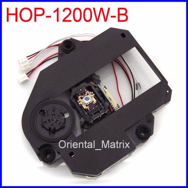 Frete Grátis HOP-1200W-B HOP1200WB DVD Lens Laser Optical Pick UP Mecanismo DVM-620 Bloco DVM620 Optical Pick-Up