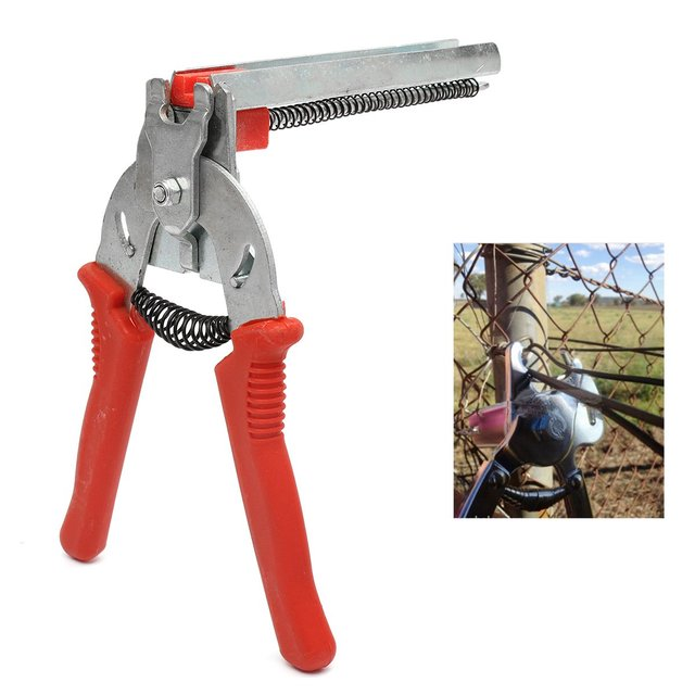 Top Quality Red Hog Ring Gun Heavy Duty M Nail Plier Fencling Fence ...