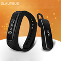 GLAUPSUS GA8 PLUS Smart Bracelet Wristband Detachable Bluetooth Hi-Fi Earphone Handsfree Call Sleep Monitor for IOS Android