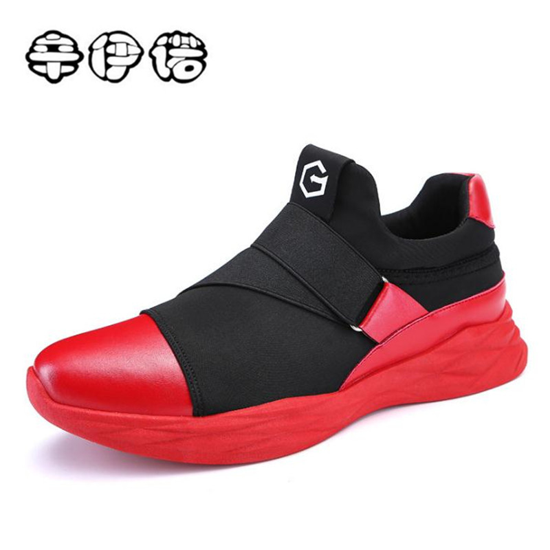 New Breathable Men Casual Shoes 2018 Spring Men Sneakers Fashion Trainers For Men Flats Casual Men Shoes Tenis Masculino Adulto spring autumn casual men s shoes fashion breathable white shoes men flat youth trendy sneakers