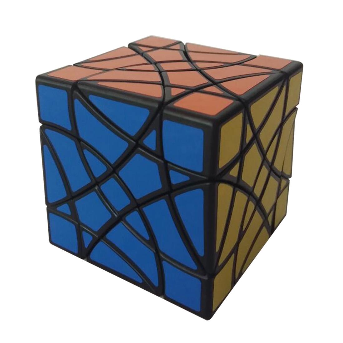 Surwish DaYan Duble Hirondelle Spécial En Forme de Cube Magique pour la Formation Du Cerveau