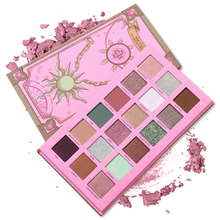 купить UCANBE Brand Matte Shimmer Shining Eyeshadow Palette Nude Makeup Glitter Naked Smoky Eye Shadow Mineral Sleek Pigment Powder онлайн