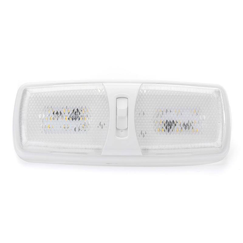 Image 3 - 18LED Car Interior Dome Light Ceiling Lamp LED Reading Light for 12V Marine Yacht RV Camper Motor Home-in RV Parts & Accessories from Automobiles & Motorcycles