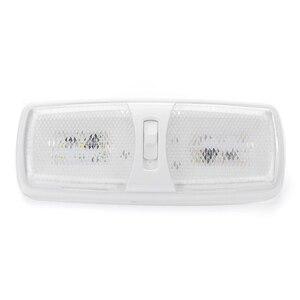 Image 3 - 18LED רכב פנים כיפת אור תקרת מנורת LED קריאת אור 12 V הימי יאכטה RV Camper מנוע בית