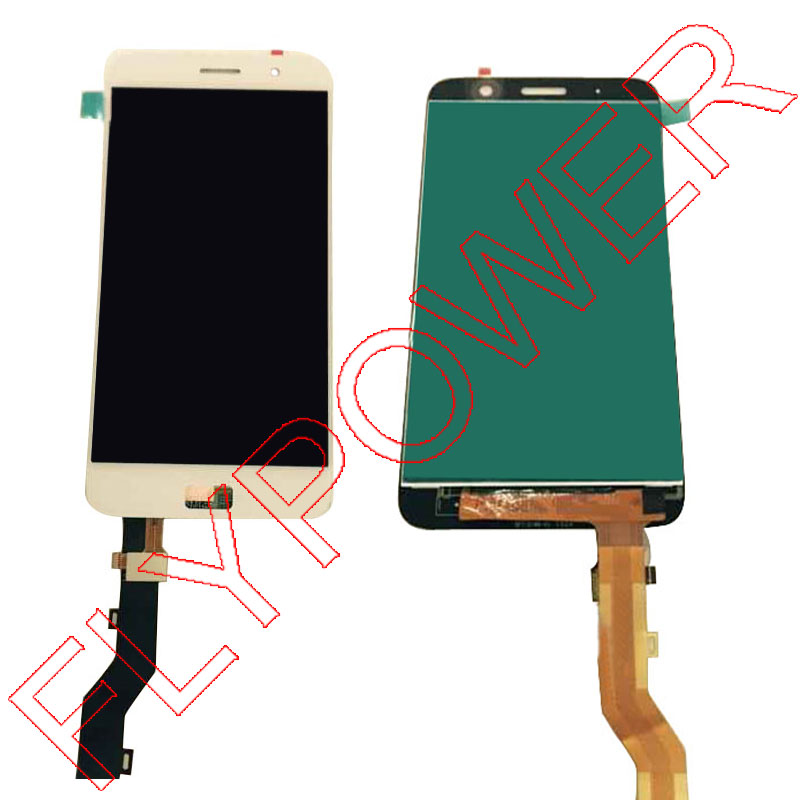 ФОТО 100% warranty FOR lenovo ZUK Z1 lcd screen display with digitizer touch screen Assembly by free shipping