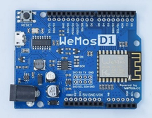 New WeMos D1 R2 WiFi uno based ESP8266 for arduino nodemcu Compatible