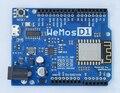 Nova WeMos D1 nodemcu ESP8266 WiFi uno R2 com base para arduino Compatível