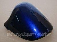 Blue Rear Seat Cowl Cover Fairing case For Suzuki Hayabusa GSXR 1300 1999-2007