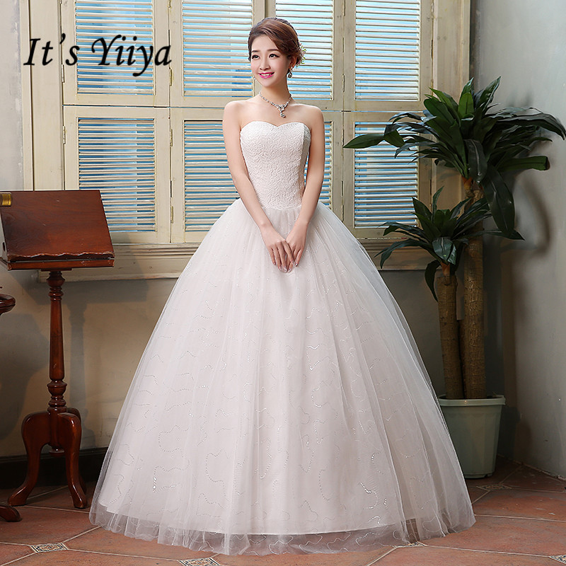 Online Get Cheap Simple Style Wedding Dresses Aliexpress Com