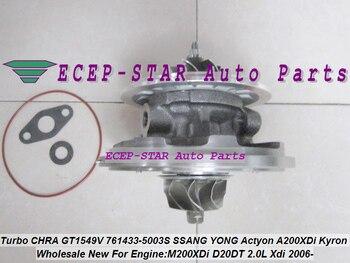 Turbo cartridge core CHRA GTB1749V 788479 789479 788479-5006S BH1Q6K682CB For Land-Rover Defender 2.2L Duratorq 90Kw 122HP 2011-