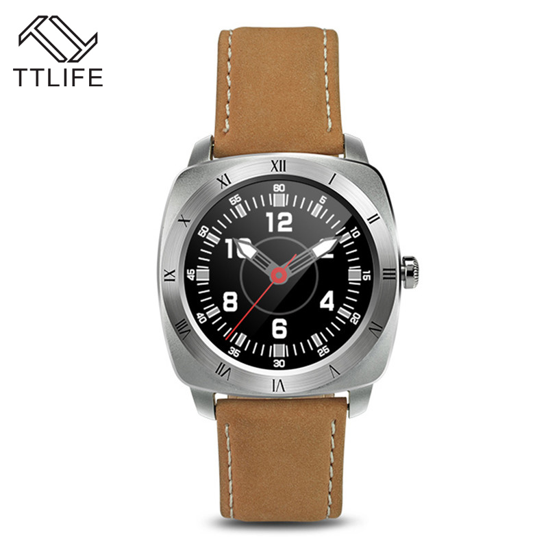 Fashion TTLIFE Brand Bluetooth Smart Watches Wearable Devices font b Smartwatch b font Heart Rate Smart