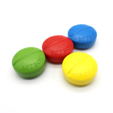 Kompartemen Portabel Travel Pill Case Organizer Tablet Penyimpanan Obat Dispenser Pemegang Splitters Kontainer Perawatan Kesehatan Alat