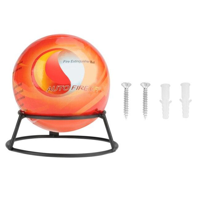 消火器ボール簡単スロー停止火災損失ツール安全停止消火器ボール安全消火器高品質