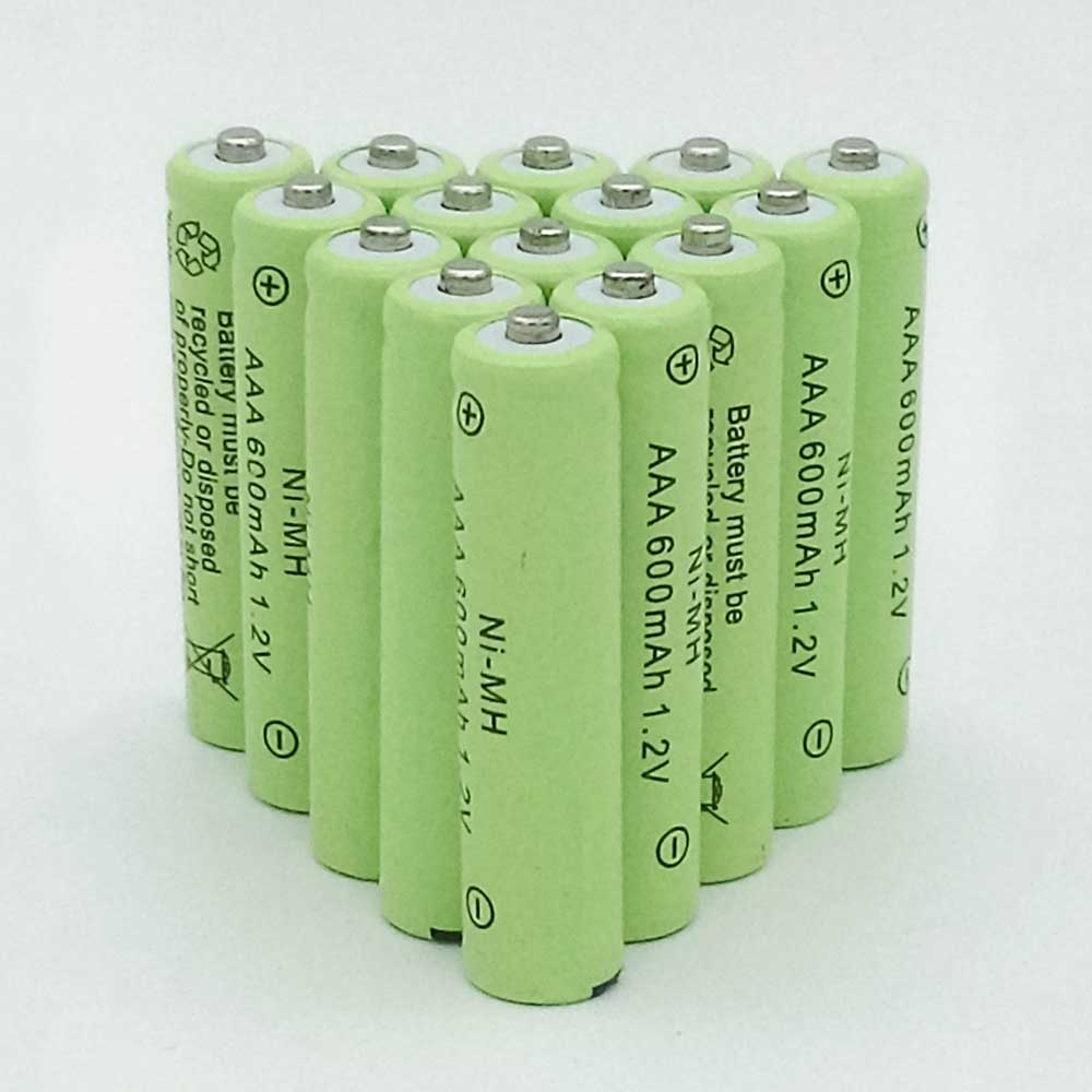 10pcs a lot aaa rechargeable battery aaa nimh 1 2v 600mah ni mh 3a pre charged bateria. Black Bedroom Furniture Sets. Home Design Ideas
