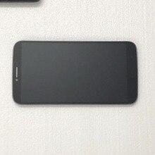 Ограниченное предложение Для Alcatel One Touch Hero 2 8030 8030B 8030Y ЖК-экран сенсорный экран планшета Ассамблеи Black с рамкой