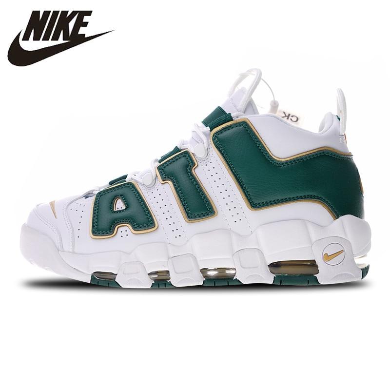 db22ac95aa3a Nike Air More Uptempo ATL Atlanta Sneakers Basketball Shoes Sports for Women  AV7947-001 36