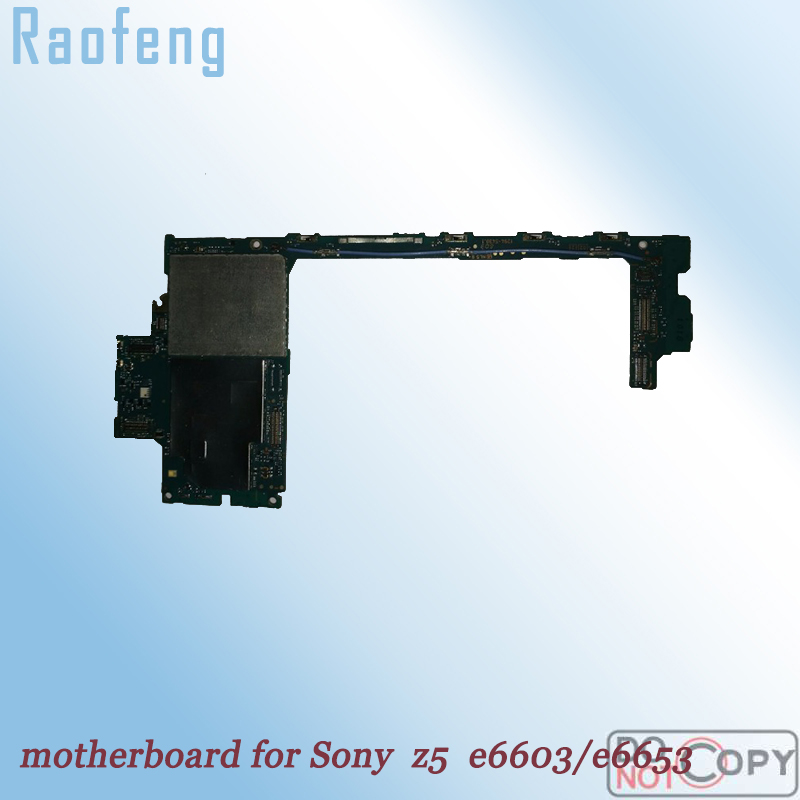 Raofeng for Sony Xperia Z5 E5803/Mini/Unlocked/.. with Chip High-Quality title=