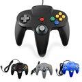 High quality Game Controller USB Wired Gamepad Joystick for Nintendo for Gamecube for N64 Estilo PC Mac Preto 8 8bitdo Gamepad