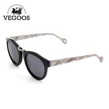 VEGOOS Luxury Brand Designer women men Polarized Sunglasses Sun Glasses male Acetate Frame Eyewear Oculos de sol 2156