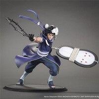 18cm Naruto Shippuden Uchiha Obito Anime Action Figure PVC Collection Model Toys For Christmas Gift Free