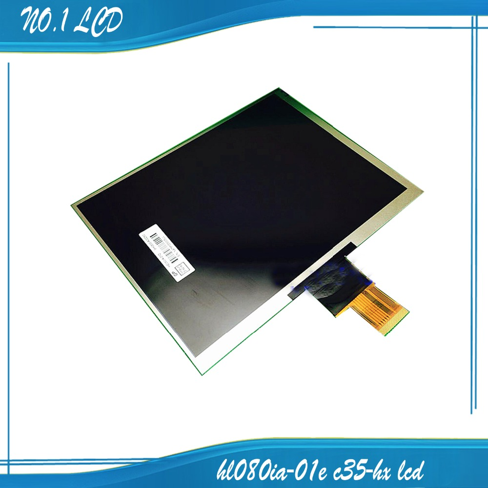 100% Original New CHI MEI 8 inch IPS high-definition LCD screen For HL080IA-01E C35-HX LCD Display Panel new original high definition screen ed060xc5 ink screen ebook