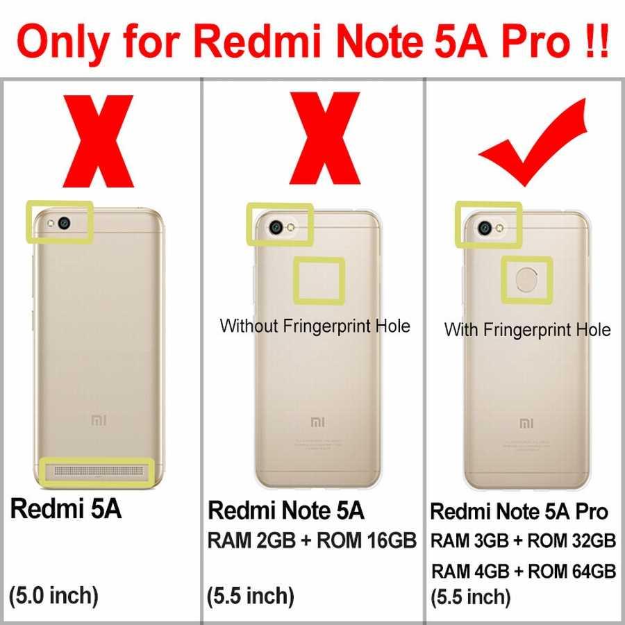 Redmi 注 5A プロケースソフト TPU シリコーン Xiaomi Redmi Note5A プロ 32 グラム 64 グラムかわいい裏表紙 redmi 注 5A 首相電話ケース