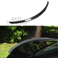 For Mercedes W205 2014 2015 2016 2017 Carbon Fiber Rear Spoiler Trunk Wing C Class W205