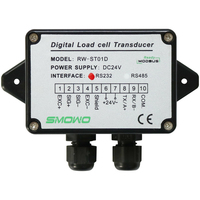 Pressure Transmitter 485 Communication Module PLC Load Cell 232 Amplifier Digital Conversion MOdbus RTU