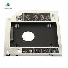 Tray Caddy Optical-Bay Hard-Drive SATA Laptop Centechia Replacement Aero Aluminum-Alloy