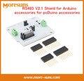 Быстрый Свободный Корабль RS485 Щит V2.1 для Arduino аксессуары и для pcDuino аксессуары