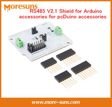 Fast Free Ship RS485 V2.1 Shield for Arduino accessories and for pcDuino accessories