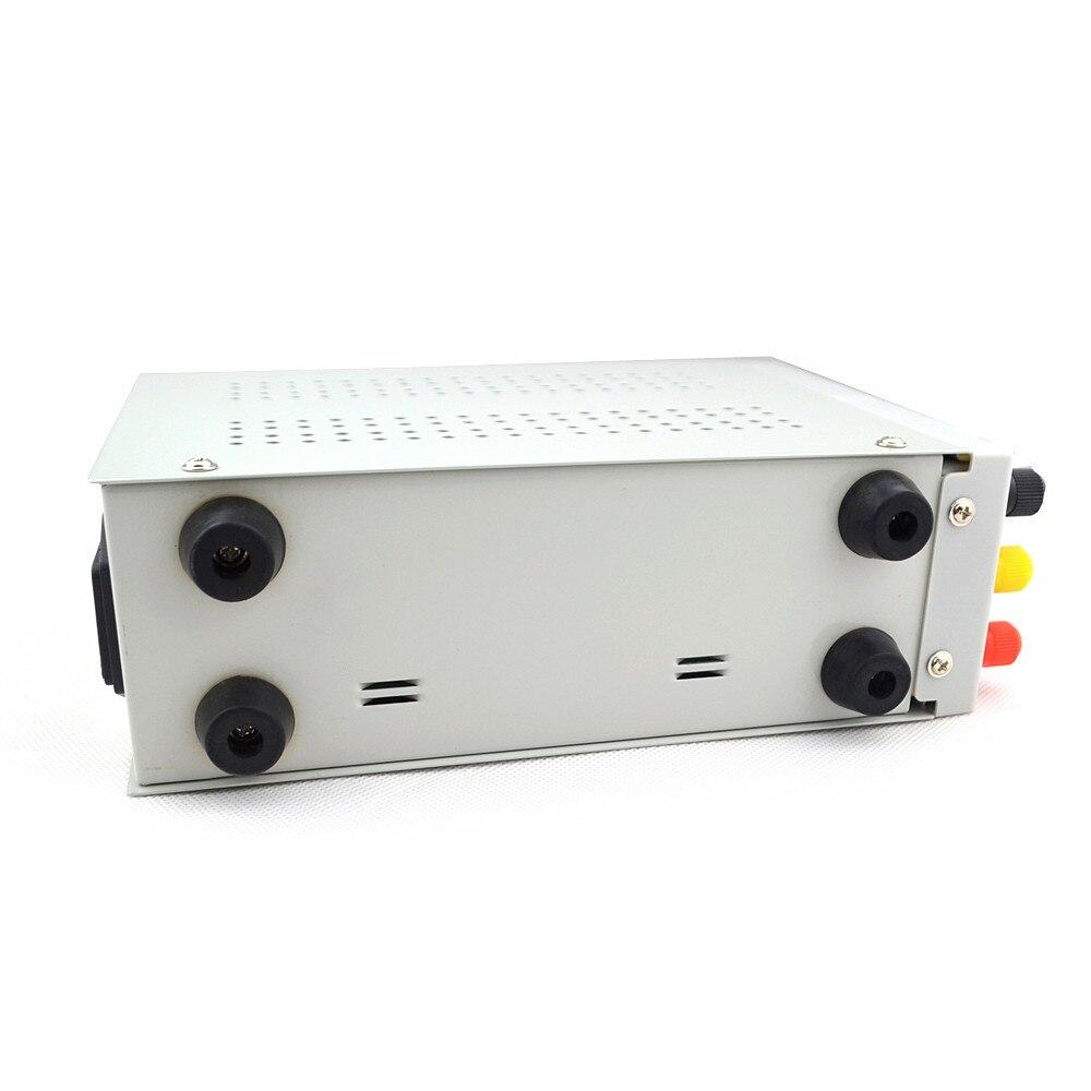 LW-K3010D Mini Digital ajustable fuente de alimentación DC 30V10A de conmutación fuente de alimentación 110 V-220 V para computadora portátil reparación del teléfono - 5