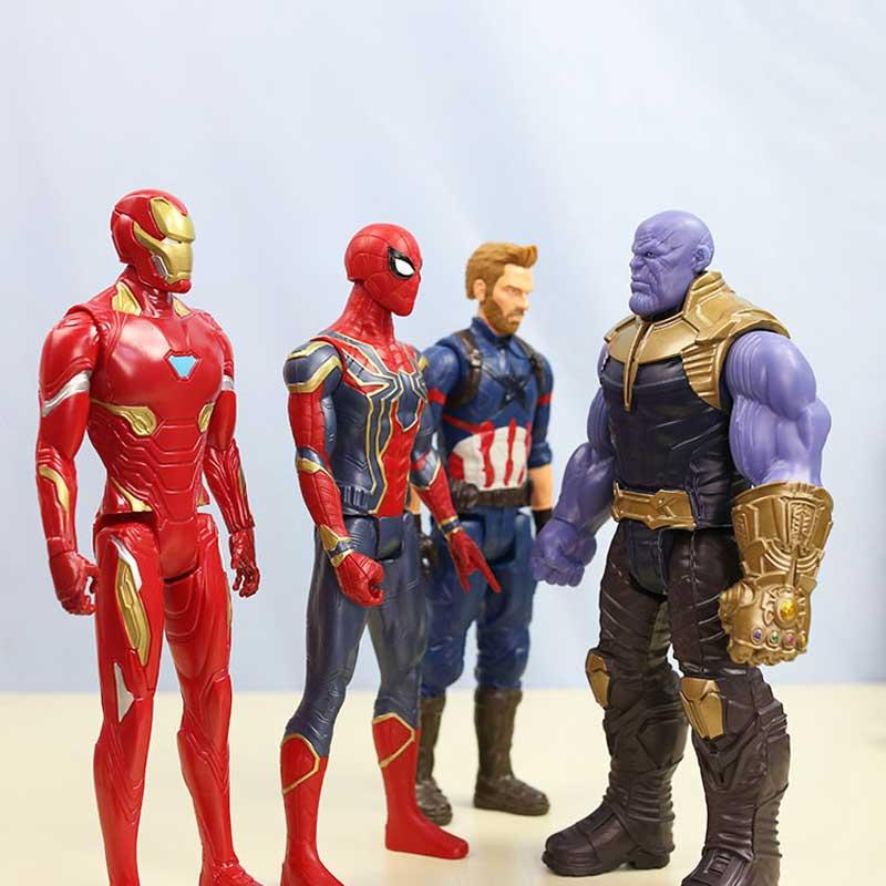 super-hero-action-figure-toys-the-font-b-avenger-b-font-29cm-thor-captain-america-wolverine-spider-man-iron-man-hulk-pvc-action-figure-toy