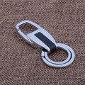 De Metal chave fivela pequeno presente criativo personalizado masculino atividades da cadeia chave do carro de couro de negócios pequeno presente