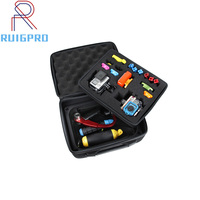 Ruigpro For Gopro Accessories Protective Storage Bag Carry Case for Xiaomi Yi Session/6 Go pro Hero 7 6 5 4 Action Camera