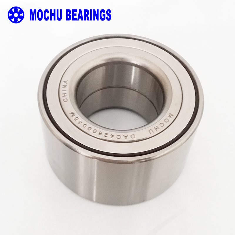 1pcs DAC42800045M ABS 42X80X45 DAC42800045M-KIT DAC42800045ABS Hub Rear Wheel Bearing Auto Bearing For MAZDA 1pcs dac40730055 40x73x55 bth 1024 hub rear wheel bearing auto bearing wheel hub high quality
