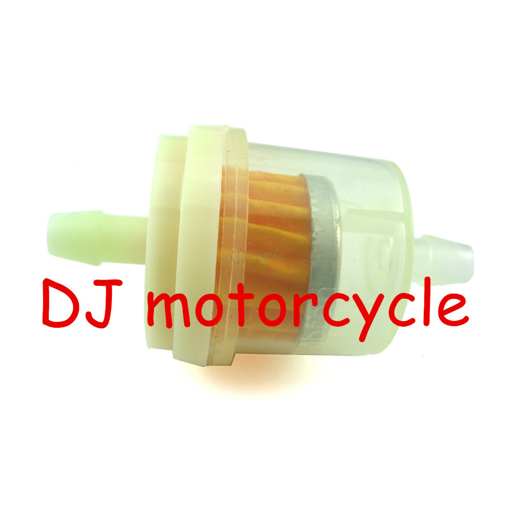 5 pcs Universal fuel filter for yamaha honda motorcycle Wholesale ATV fuel  filter cheap Hot scooter gas filter free shipping-in Oil Filters from  Automobiles ...