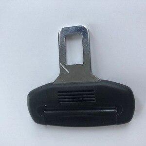 Image 4 - Auto Cintura di Sicurezza Fibbie Per BMW BENZ Audi Car Seat Belt Safty Allarme Canceler Fermacorda e ganci Accessori auto 1 Pcs